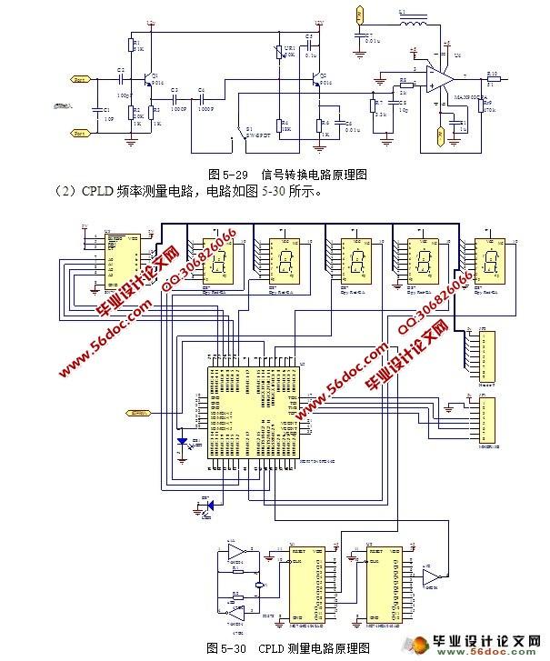 高频电子线路课程设计(论文)_2级高频小信号放大电路设计
